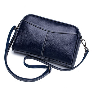 Image 5 - Fashion Small Women Shoulder Bags Genuine Leather Womnens Massenger Bags Famous Brand Ladies Bags Mini Causal Crossbody Bags