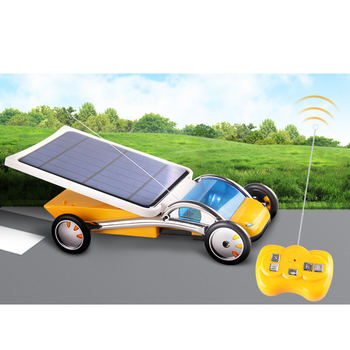 Solar Powered RC Car DIY Kit 1