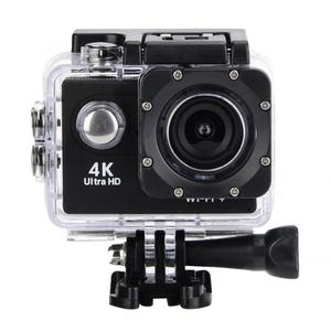 4K HD WiFi Camera 30M Waterproof Housing