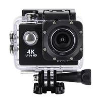 High Quality 4K HD WiFi Camera 30M Waterproof Housing Two Battery Bike Mount Kit 4K video and 12MP photos Wide angle lens