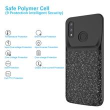 For Huawei Honor 10 Lite 2019 P Smart 2019 Battery Charger Case 4700mAh External Backup Power Bank Charging Batteria Fundas