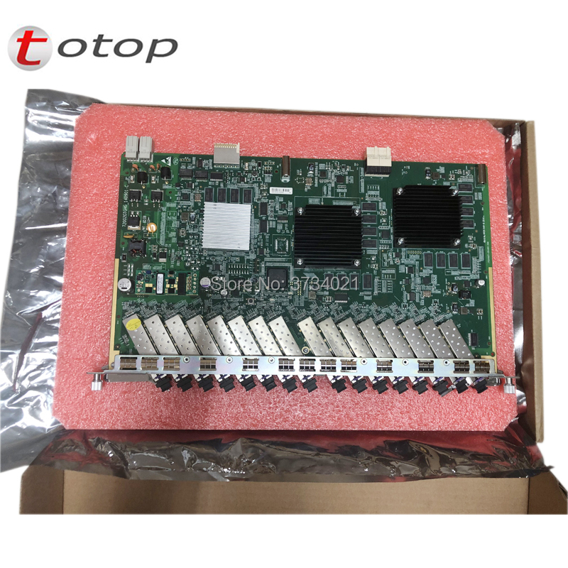 ZTE GTGH 16 ports GPON conseil, GTGHG GTGHK Version GTGH avec 16 C + SFP pour ZTE BTA C320 C300