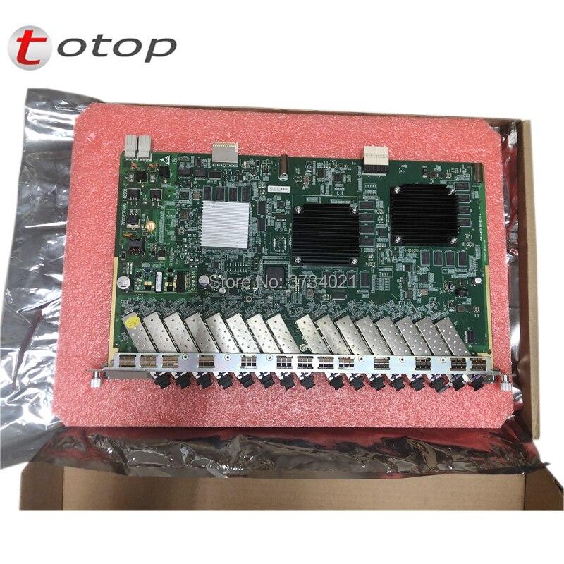 ZTE GTGH 16 porte GPON bordo, GTGHG GTGHK Versione GTGH con 16 C + SFP per ZTE OLT C320 C300