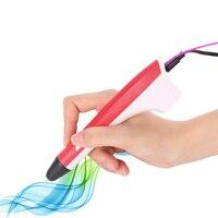 3D Print Pen Puzzle DIY Children Toys Smart Creative Novelty Gift Toys 3d pen