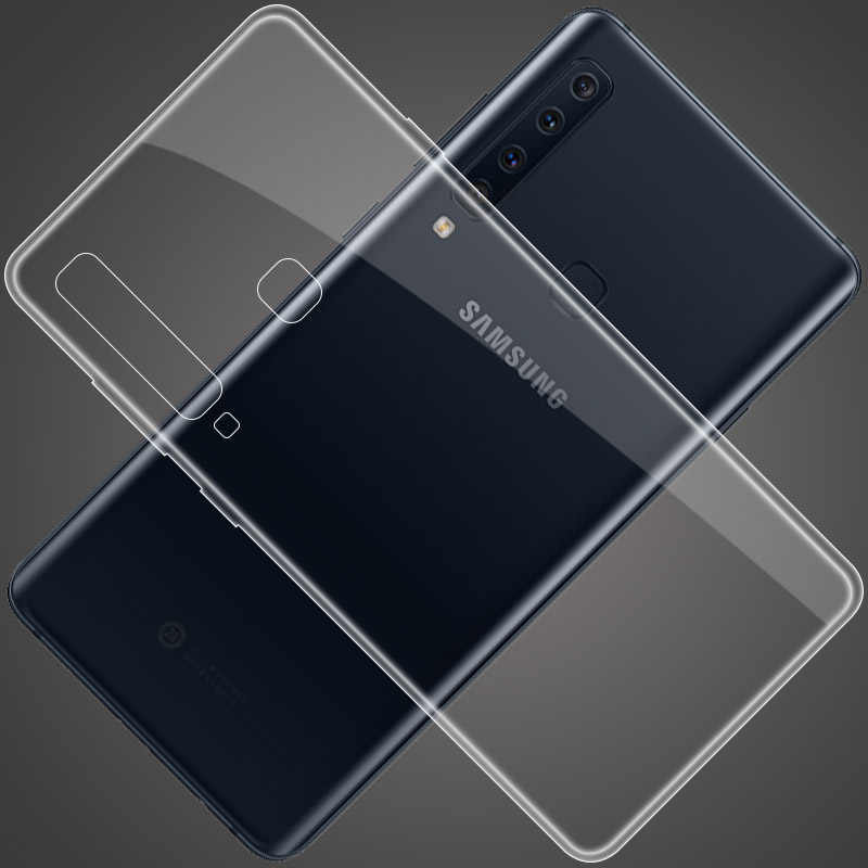 Чехол для samsung Galaxy Note 9 8 S9 S8 PlusJ2 Core J7 Plus HD Прозрачный чехол для телефона из мягкого ТПУ с рисунком Чехлы для A750 J8 A6 A8 плюс 2018 чехол Capa