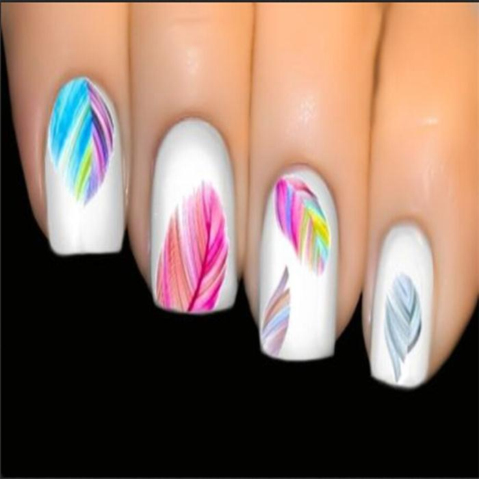 Fantastic Nail Sticker Art Ornament - Nail Art Design Ideas ...