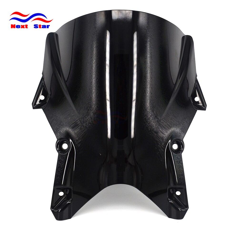 Motorcycle Black Plastic Windshield Windscreen For KTM RC8 2008 2009 2010 2011 2012 2013 2014 2015 2008-2015Motorcycle Black Plastic Windshield Windscreen For KTM RC8 2008 2009 2010 2011 2012 2013 2014 2015 2008-2015