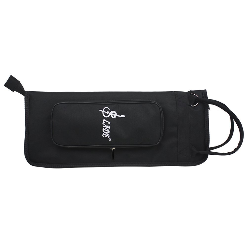 SLADE Thicken Padded Drum Stick Bag Case Water-Resistant for Oxford Cloth with Shoulder StrapSLADE Thicken Padded Drum Stick Bag Case Water-Resistant for Oxford Cloth with Shoulder Strap