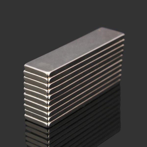 10pcs N52 40x10x2mm Super Strong Block Cuboid Magnets Rare Earth Neodymium Magnets10pcs N52 40x10x2mm Super Strong Block Cuboid Magnets Rare Earth Neodymium Magnets