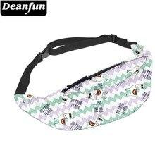 Deanfun Water Resistant Sunglasses Llama Fanny Packs Women G