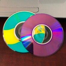 50 шт. мини 8 см 1,4 ГБ сорт фруктовые пустые печатные 8x DVD R диски