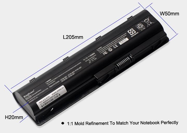 Korea Cell Nytt Batteri för HP Pavilion G4 G6 G7 G32 G42 G56 G62 G72 - Laptop-tillbehör - Foto 5