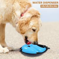 Pet Fresh Running Water Drinking Fountain Electric Circulating Flow Design Water Dispenser for Cats Small Dogs