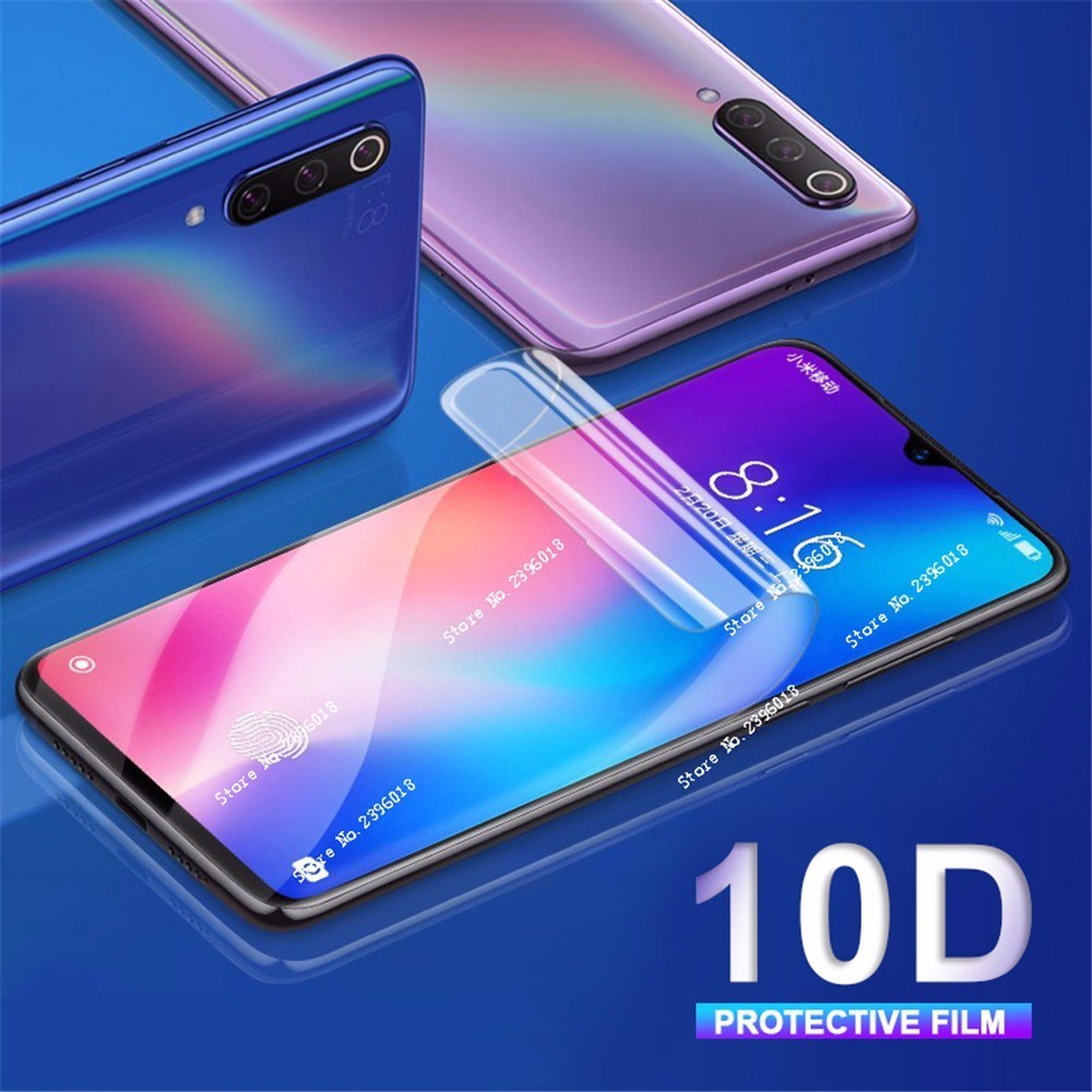 Hydrogel-Film Not-Glass 3-Screen-Protector 10D 9SE Xiaomi Mix Note 7 Redmi 6A For 6-5/Pro/Hd/Protective