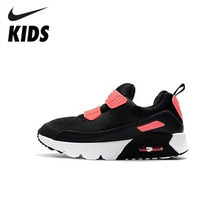 a9d50bd19b0c6 Nike Air Max 90 Kids Original Children Shoes Spring and Autumn Air Cushion  Comfortable Sneakers #881928-002