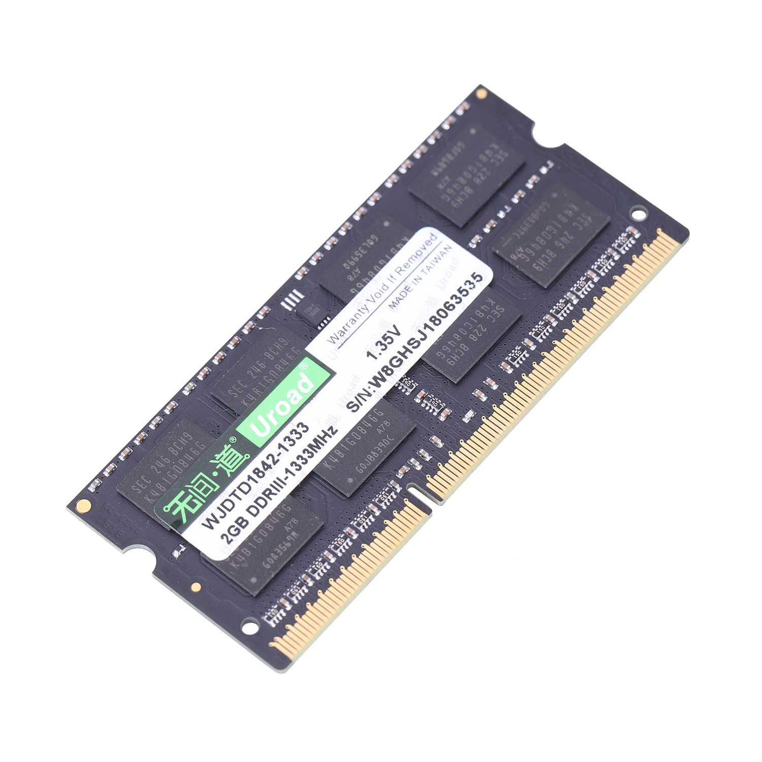 Uroad <font><b>DDR3</b></font> Laptop PC 1,2 V <font><b>Sodimm</b></font> <font><b>Ram</b></font> Notebook Speicher image