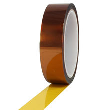 цена на Heat Resistant Tape 2 Rolls 10mm X 33m 100ft Koptan Tape High Temperature Tape Sublimation Tape