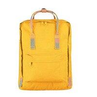 Original Kanken Backpack Kanken Classic Mini Mochilas Kanken School Bag 2018 16l With Fox Logo Backpack Women Men Boy Girls
