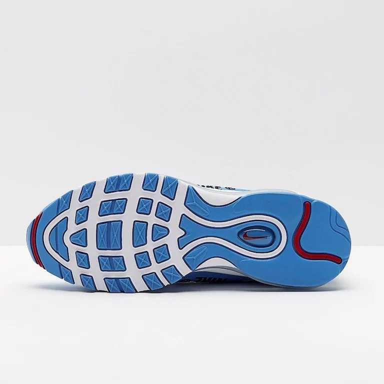 Nike Nike Air Max 97 Premium Men Running Shoes New Arrival Air Cushion Fund Leisure Time Sneakers #312834 401
