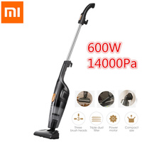 Xiaomi Deerma Vacuum Cleaner Handheld Vertical For Home Car 14000Pa Vacuum Cleaner Hepa Strong Suction Portable Dust Collector