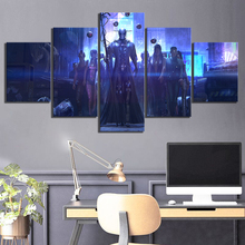 5 Piece HD Pictures RE-Legion Game Poster Fantasy Art Canvas Paintings for Home Decor Wall