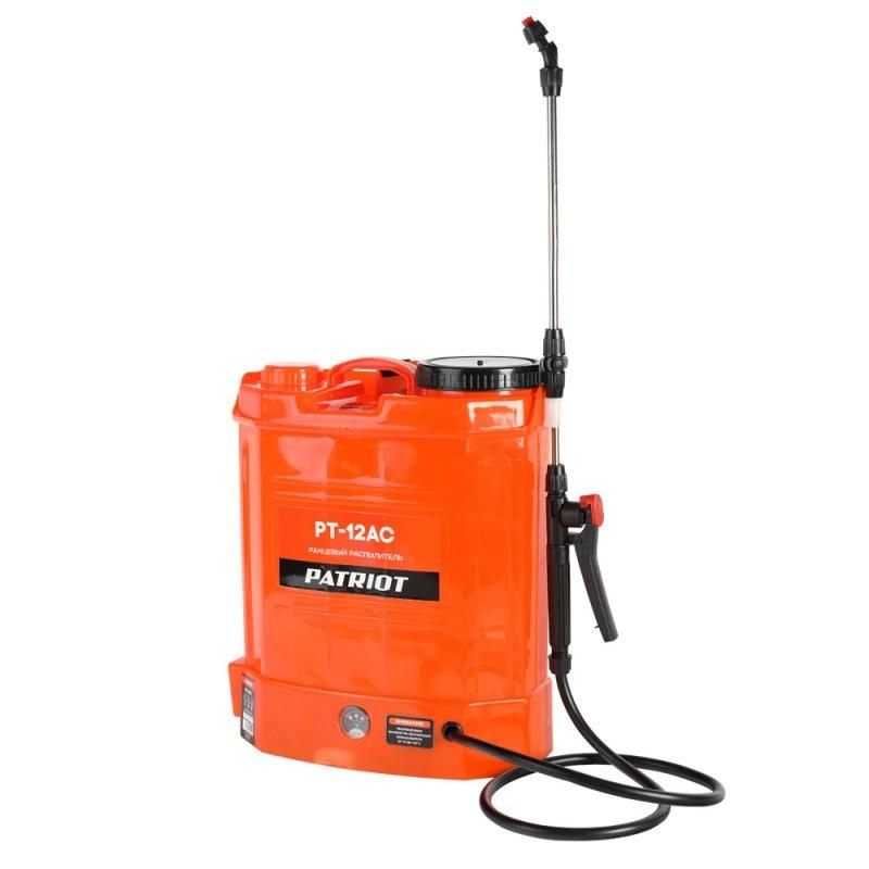 Battery sprayer PATRIOT PT-12AC