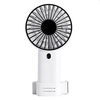 HOT Mini Hand-Held Fan Portable Usb Charging Students Small Cute Shape Cooling Fan Rechargeable Mini Handheld Fan Cooling Fan