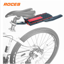 Mountain Bike Carrier Cargo Roces Rear Rack Shelf Luggage Plastic Cycling Bicycle Seat with Fender High Quality