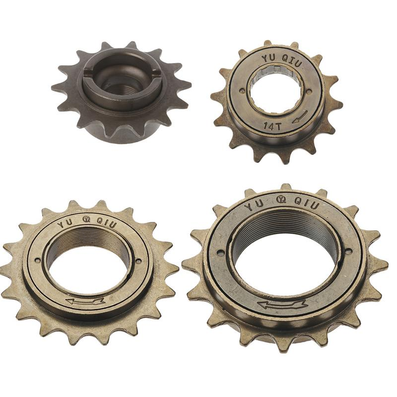 Anti-rust Treatment Freewheel 12T BMX Single Speed Bike Gear Bicycle Accessories