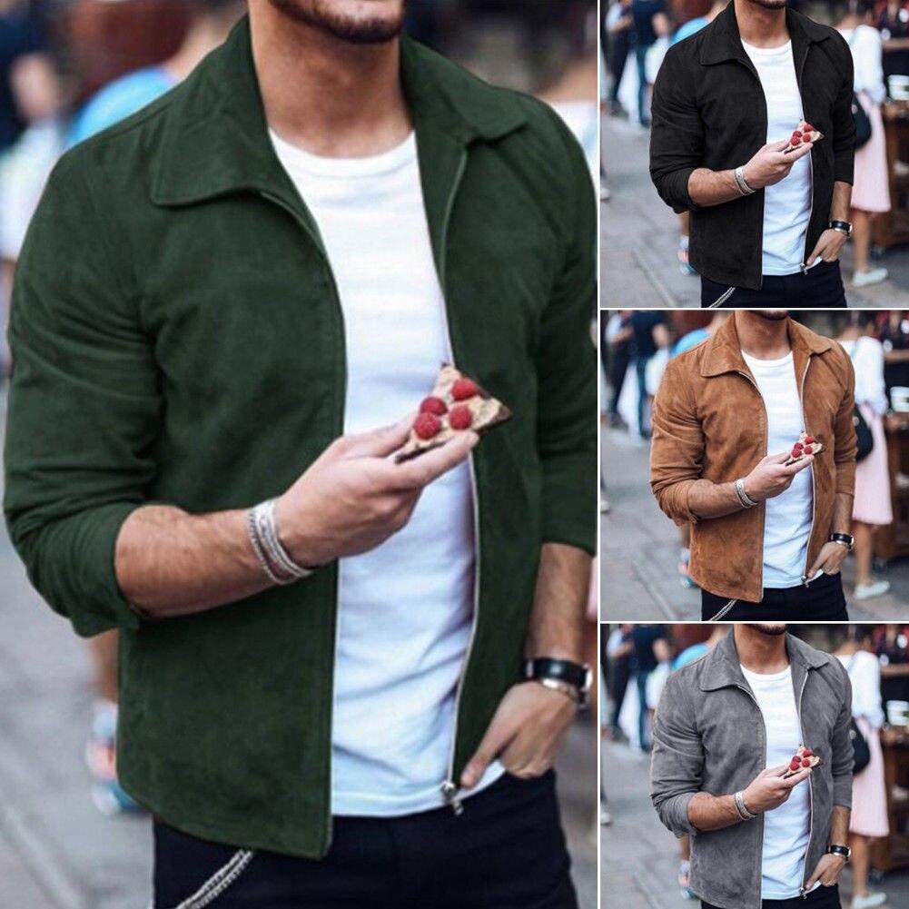 Jackets & Coats Jackets Inventive Hirigin Brand Men Fashion Casual Jacket Warm Autumn Winter Classic Streetwear Baseball Coat Slim Jackest Outwear Overcoat Customers First
