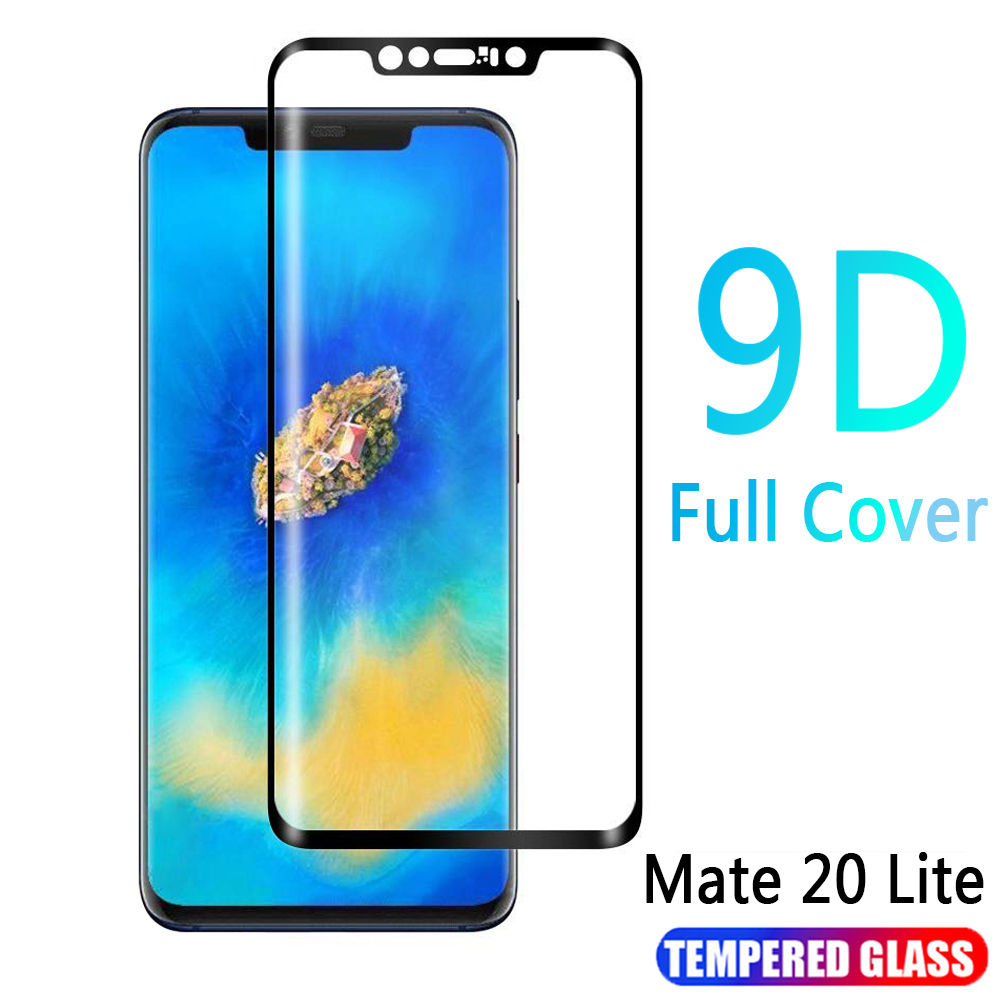 9D Tempered <font><b>Glass</b></font> for <font><b>Huawei</b></font> Mate <font><b>20</b></font> <font><b>Lite</b></font> Protective <font><b>Glass</b></font> for <font><b>Huawei</b></font> P30 <font><b>Lite</b></font> light <font><b>P</b></font> 30 P30lite Screen <font><b>Protector</b></font> mate20 20lite image