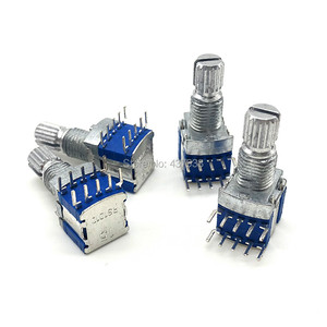 Image 2 - 5pcs RS1010 band switch rotary switch gear change switch 1 pole 5 position 2 pole 4 position 3 position