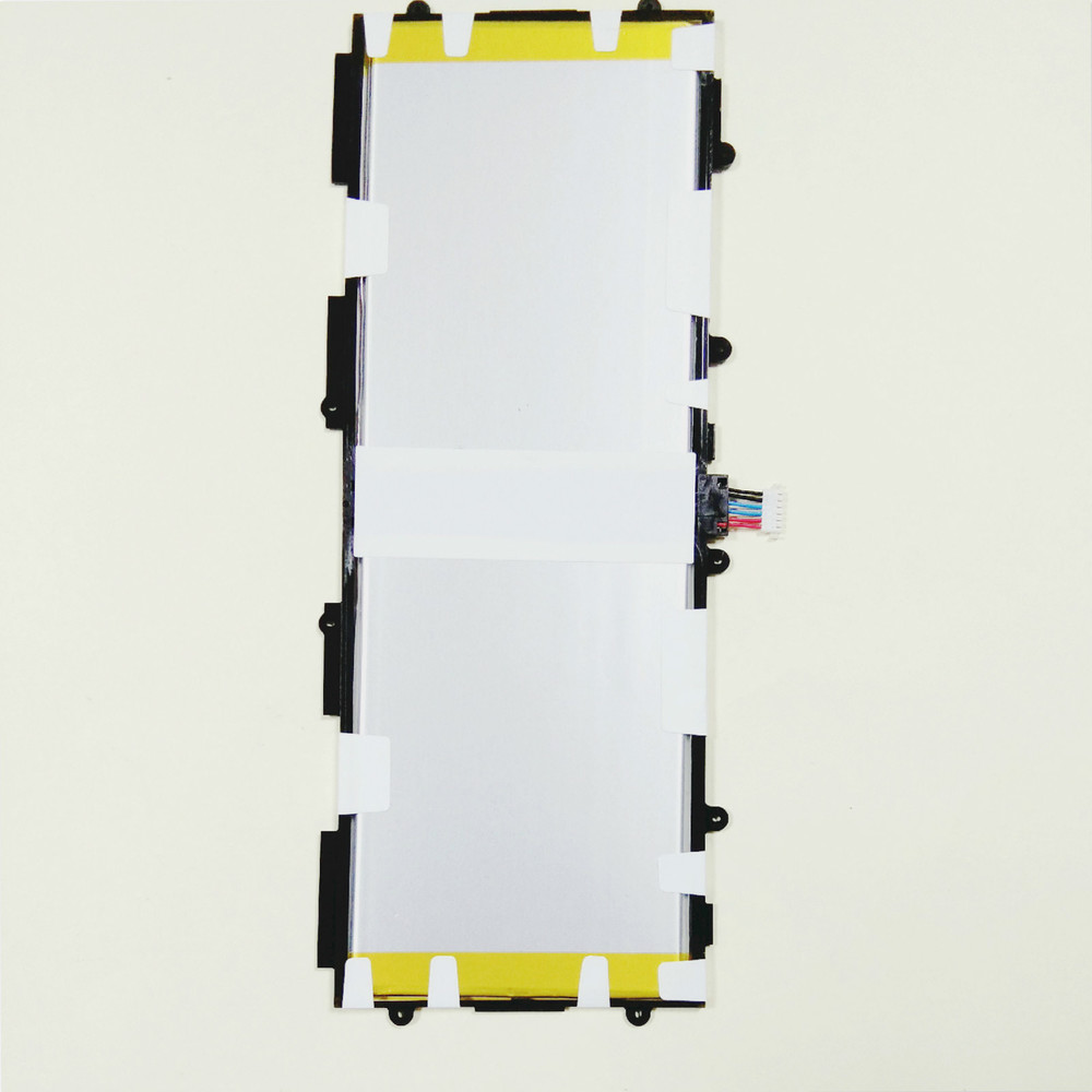 Tablet-akkus & Backup-stromversorgung Tablet-zubehör Stonering T4500e Ersatz Batterie Bateria 6800 Mah 3,7 V Für Samsung Galaxy Tab 3 10,1 P5200 P5210 Gt-p5200 Gt-p5210 Bequemes GefüHl