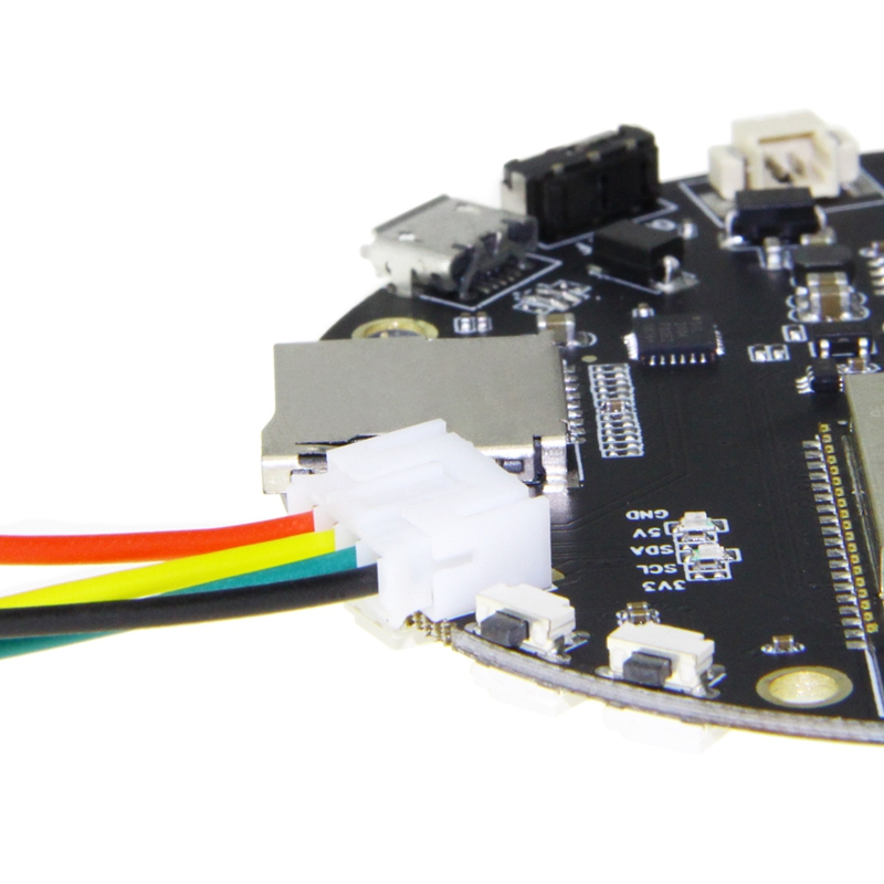Image 5 - Ttgo Taudio V1.5 Esp32 Wrover Sd Card Slot Bluetooth Wi Fi Module Mpu9250 9 Axis Sensor Wm8978 12Bits Ws2812B-in Circuits from Consumer Electronics