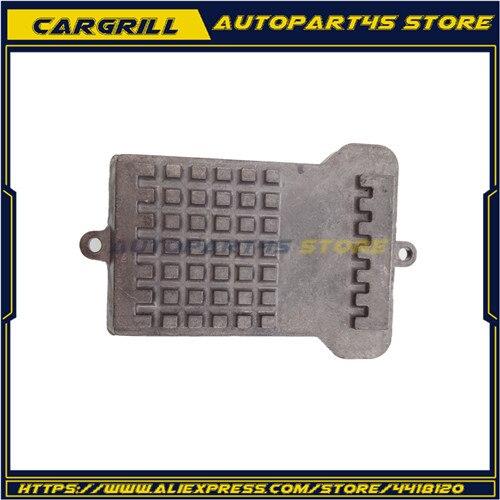 Aquecedor Fan Blower Motor Resistor Fase Final C E G S CL ML SL SLK CLCKL SLR 2038214058, a2038214058, 2308216351 Para Mercedes Benz