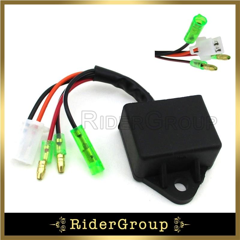 High Performance Racing AC Ignition CDI Box For ATV Quad 4