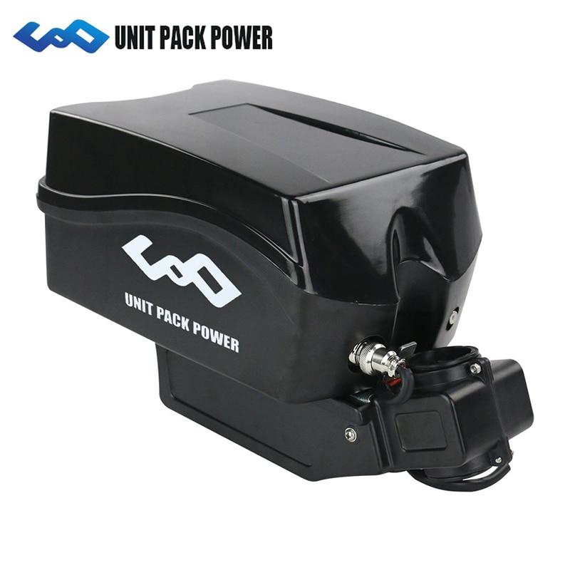 Livraison gratuite Vélo Électrique Batterie 48 V 20AH Support de Batterie Au Lithium bafang BBS02 BBSHD 750 w 1000 W ebike moteur kit