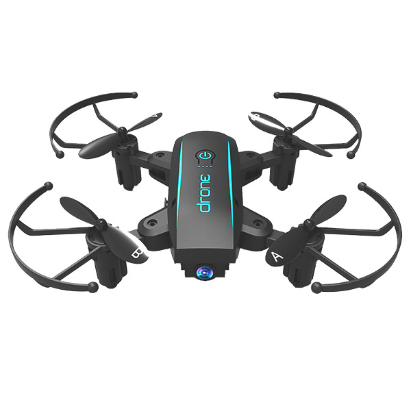 Foldable Mini RC Drone Altitude Hold G-Sensor Headless Mode One Key Return RC Quadcopter 2MP / 5MP WiFi Camera RC Helicopter leadingstar 2018 world cup football foldable rc drone 3d flips one key take off landing headless rc quadcopter helicopter