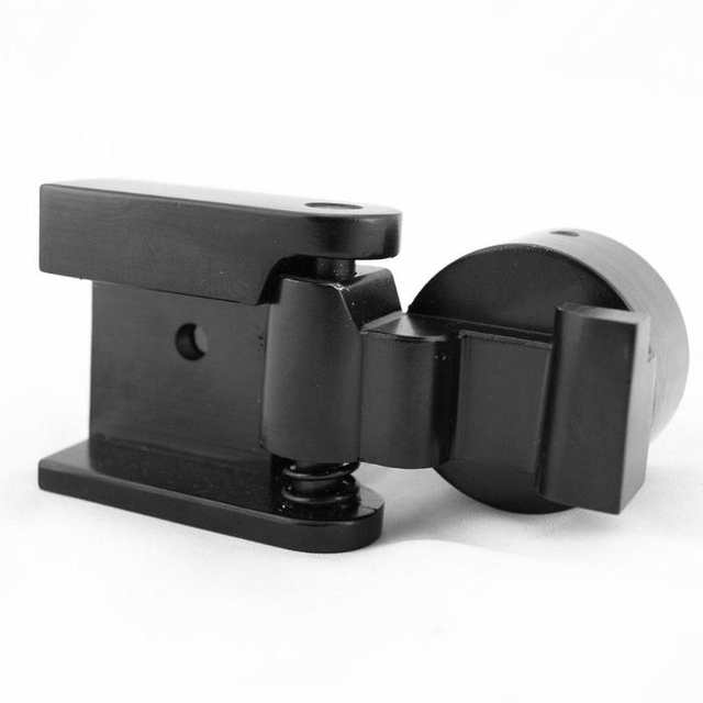 Aluminium Alloy Folding Butt Stock Adaptor Mount Hunting Accessory for UTG  Rear Support Folding Adapter Mount Hunting Accessory