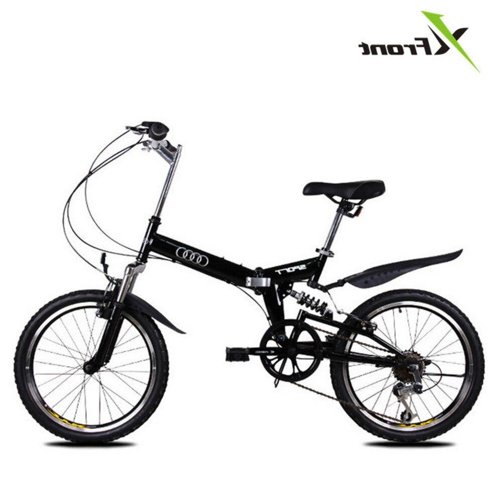 Nouvelle marque 20 pouces en alliage d'aluminium amortissement vélo de montagne vélo de descente Bmx Bisiklet