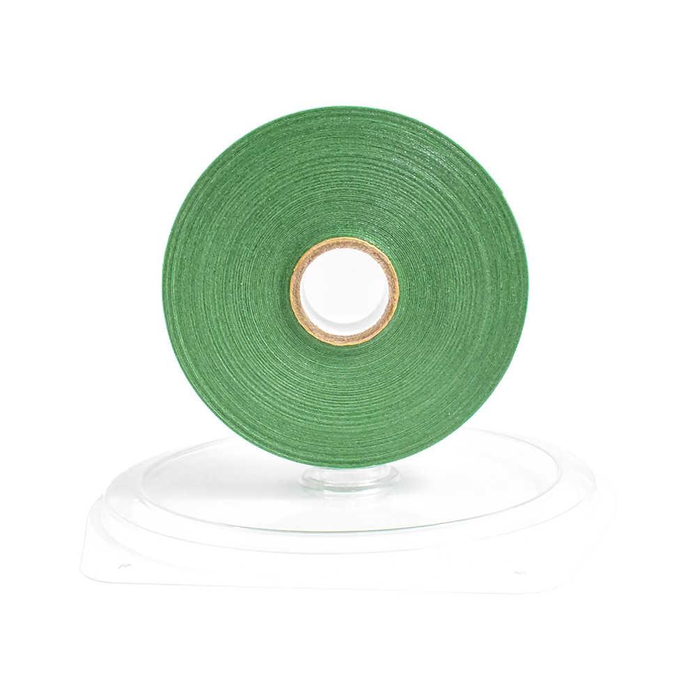 2,54 см * 36 ярдов парик легко зеленый поддержка двухсторонняя водонепроницаемая клейкая лента для ленточное наращивание волос/парик шнурка