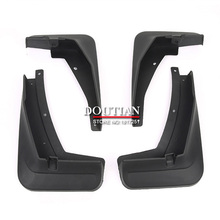 Accessories For VW Tiguan mk2 Second Generation 2017 2018 Mud Flaps Splash Guards Fender Mudflap Mudguards Protector 4Pcs