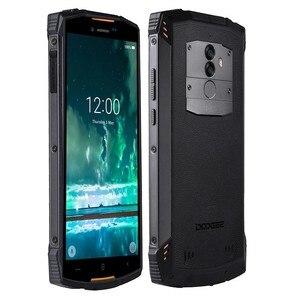 "Image 2 - Doogee S55 IP68 Waterdicht Schokbestendig Mobiele Telefoon 5500Mah 4Gb + 64Gb 5.5 ""Android 8.0 Octa Core 5V2A Quick Charger Smartphone"