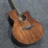 2019 new Solid wood manufacturing Panel Spruce Wood Single Board Bakelite Guitar 41/40 Inch Light Ballad Guitar 21 Grade