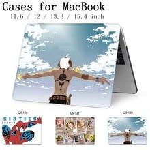 Новинка для ноутбука MacBook Чехол для ноутбука MacBook рукав Air Pro retina 11 12 13,3 15,4 дюймов с защитой экрана клавиатуры