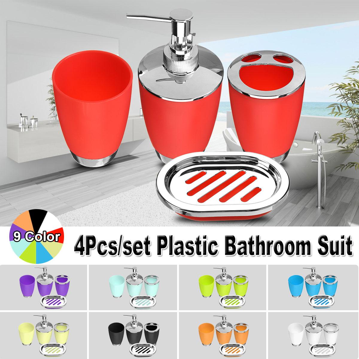 Bathroom Cups Toothbrush Storage Holder