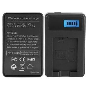 Image 5 - NP FW50 ładowarka samochodowa ładowarka LCD USB ładowarka do Sony Alpha A6000 A6300 A6500 A7r A7 ładowarka baterii Drop Ship