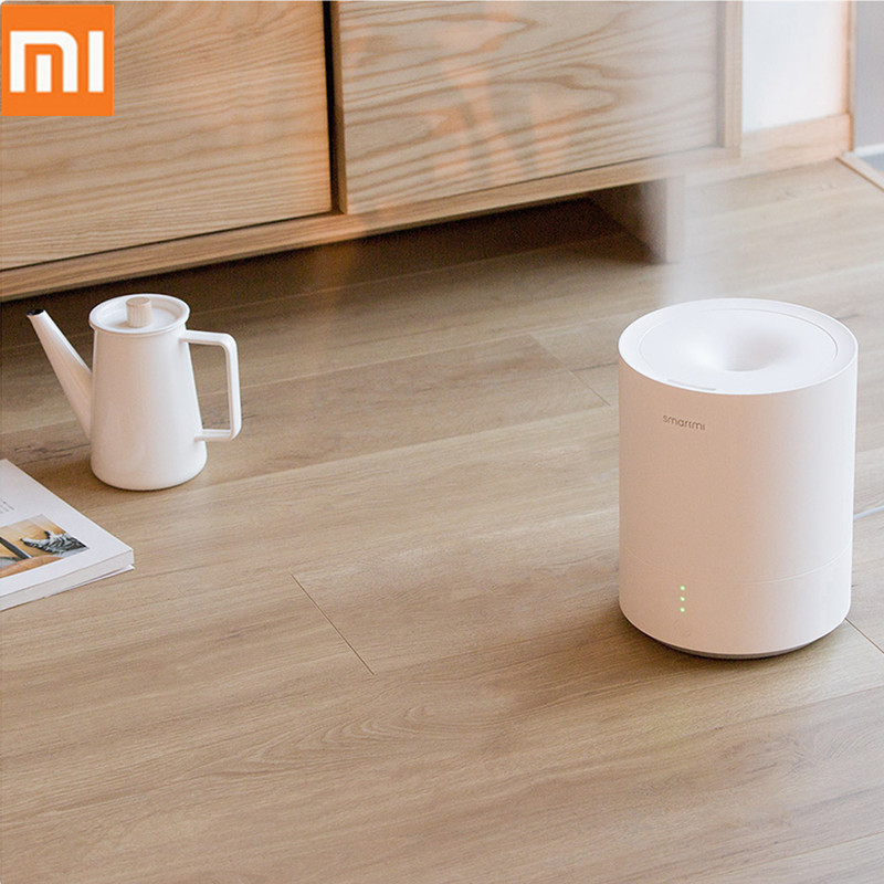 Xiao Mi Smartmi Humidifier High Spray Water Mist Maker Smart Cleaner Thin Clouds Automatic Power Off With 3 Шестерни Spe
