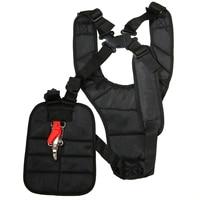 Professional Strimmer Padded Belt Double Shoulder Strap Adjustable Harness Strap For Brush Cutter