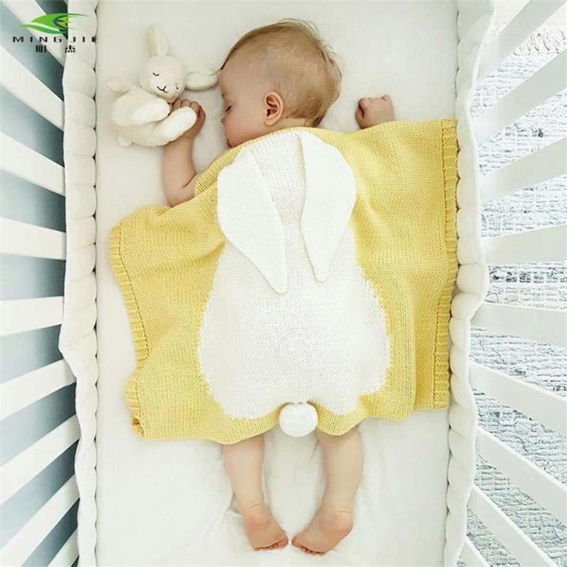Soft Baby Newborn Toddler Blanket Pram Crib Moses Basket